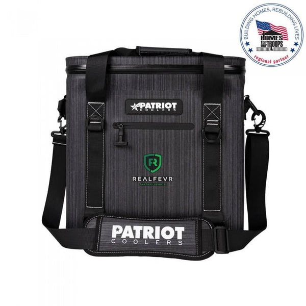 Dark Slate Gray Patriot Coolers Softpak Cooler 30