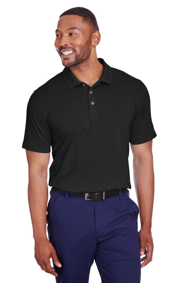 Puma Mens Fusion Performance Moisture Wicking Short Sleeve Polo Shirt Mens Polo Shirts Puma S Black