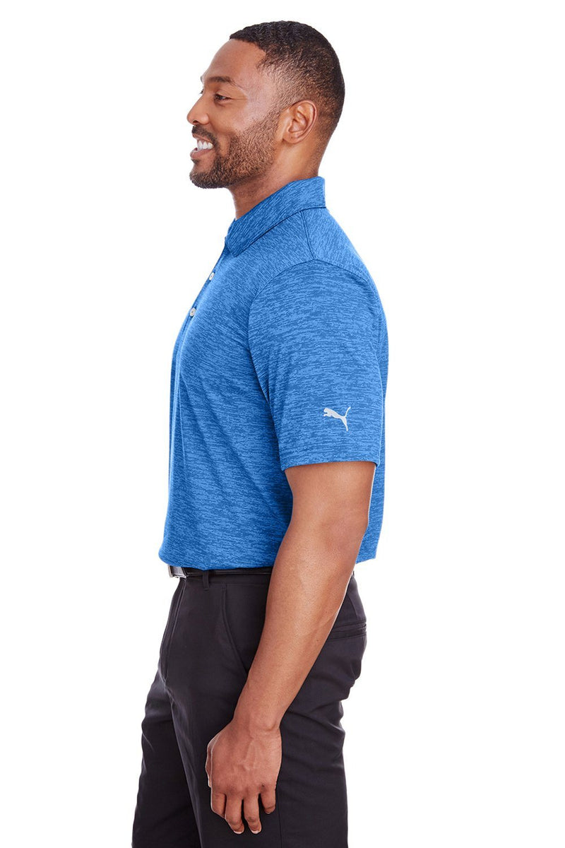 Puma Mens Icon Performance Moisture Wicking Short Sleeve Polo Shirt Mens Polo Shirts Puma