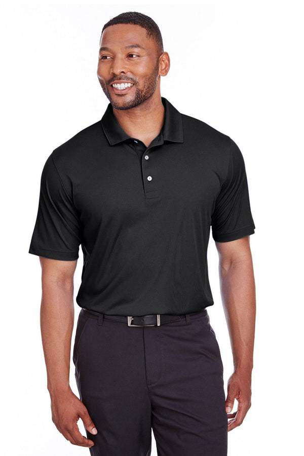 Snow Puma Men's Icon Performance Moisture Wicking Short Sleeve Polo Shirt