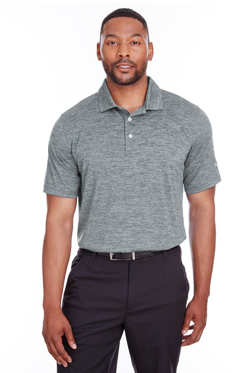 Puma Mens Icon Performance Moisture Wicking Short Sleeve Polo Shirt Mens Polo Shirts Puma S Grey