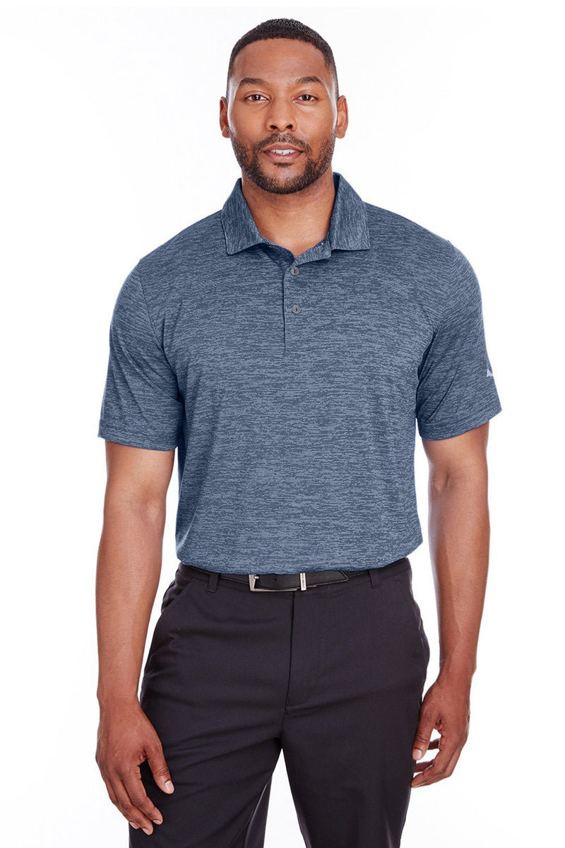 Puma Mens Icon Performance Moisture Wicking Short Sleeve Polo Shirt Mens Polo Shirts Puma S Navy Blue