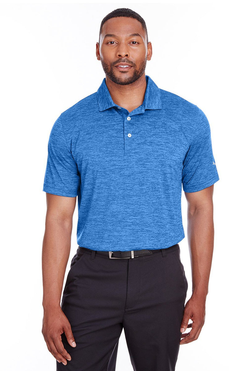 Puma Mens Icon Performance Moisture Wicking Short Sleeve Polo Shirt Mens Polo Shirts Puma S Royal Blue