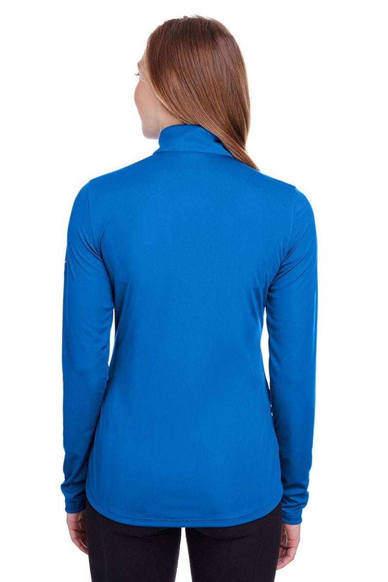 Dark Cyan Puma Women's Icon Performance Moisture Wicking Full Zip Sweatshirt