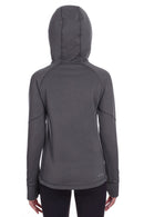 Dark Slate Gray Spyder Women's Hayer Fleece Hooded Sweatshirt