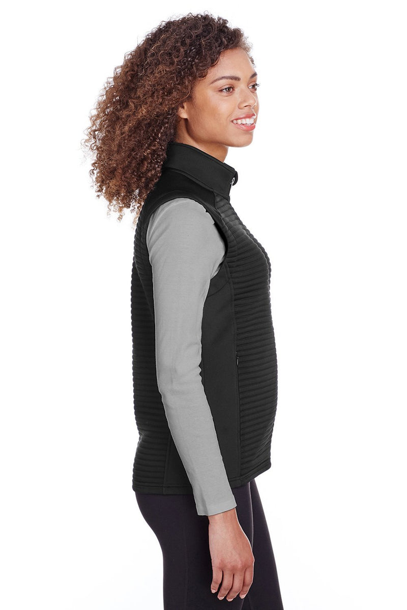 White Spyder Women's Venom Full Zip Vest