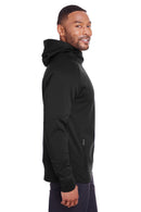 White Spyder Men's Hayer Fleece Hooded Sweatshirt