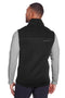 Dark Slate Gray Spyder Men's Venom Full Zip Vest