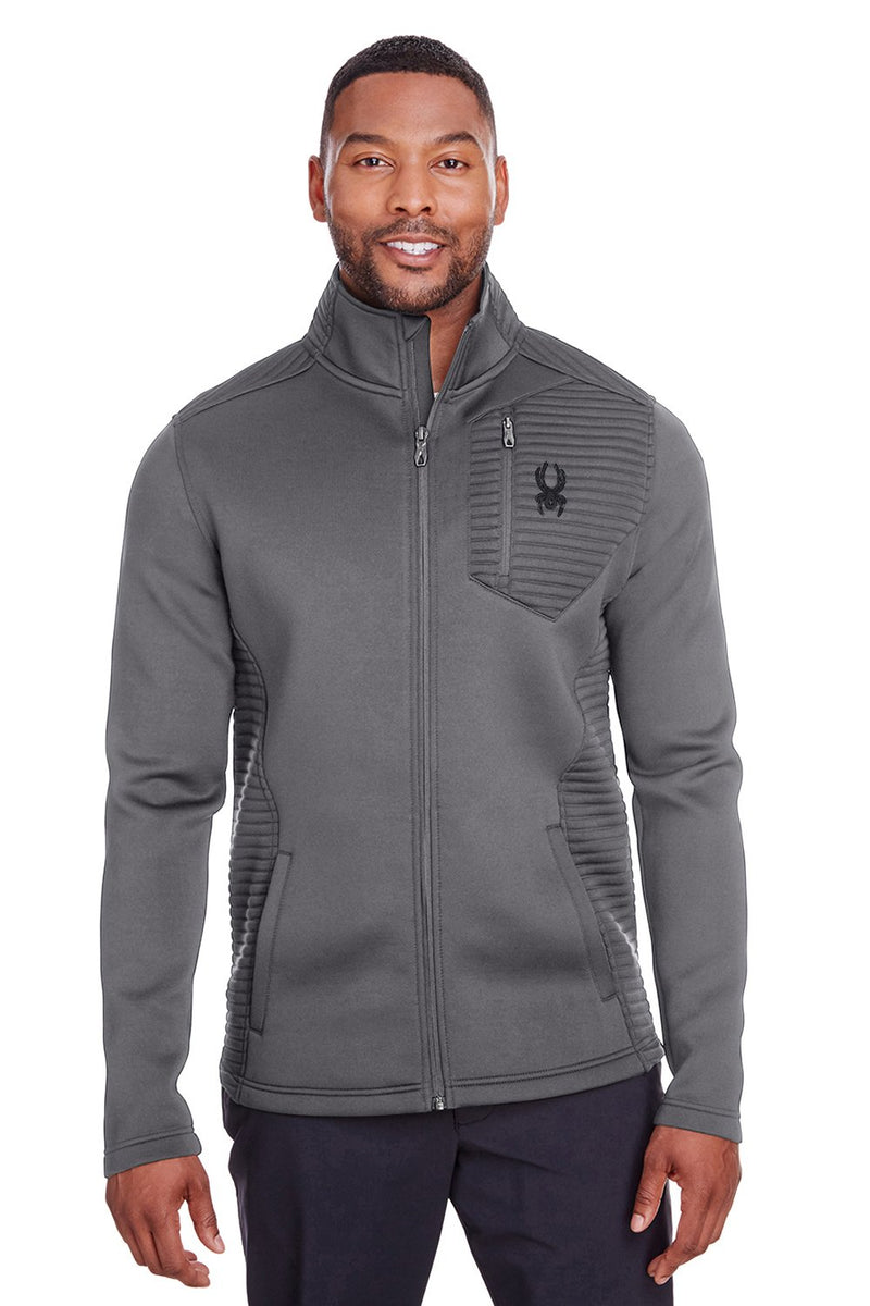 White Spyder Men's Venom Full Zip Jacket