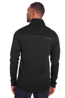 Dark Slate Gray Spyder Men's Venom Full Zip Jacket