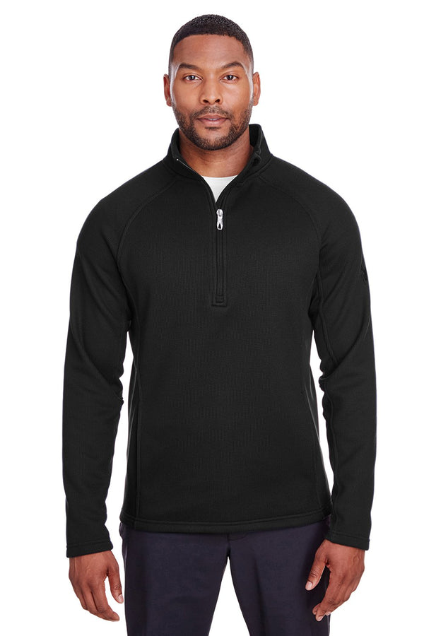 Spyder Men's Constant 1/4 Zip Sweater