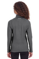 Dim Gray Spyder Women's Constant 1/4 Zip Sweater