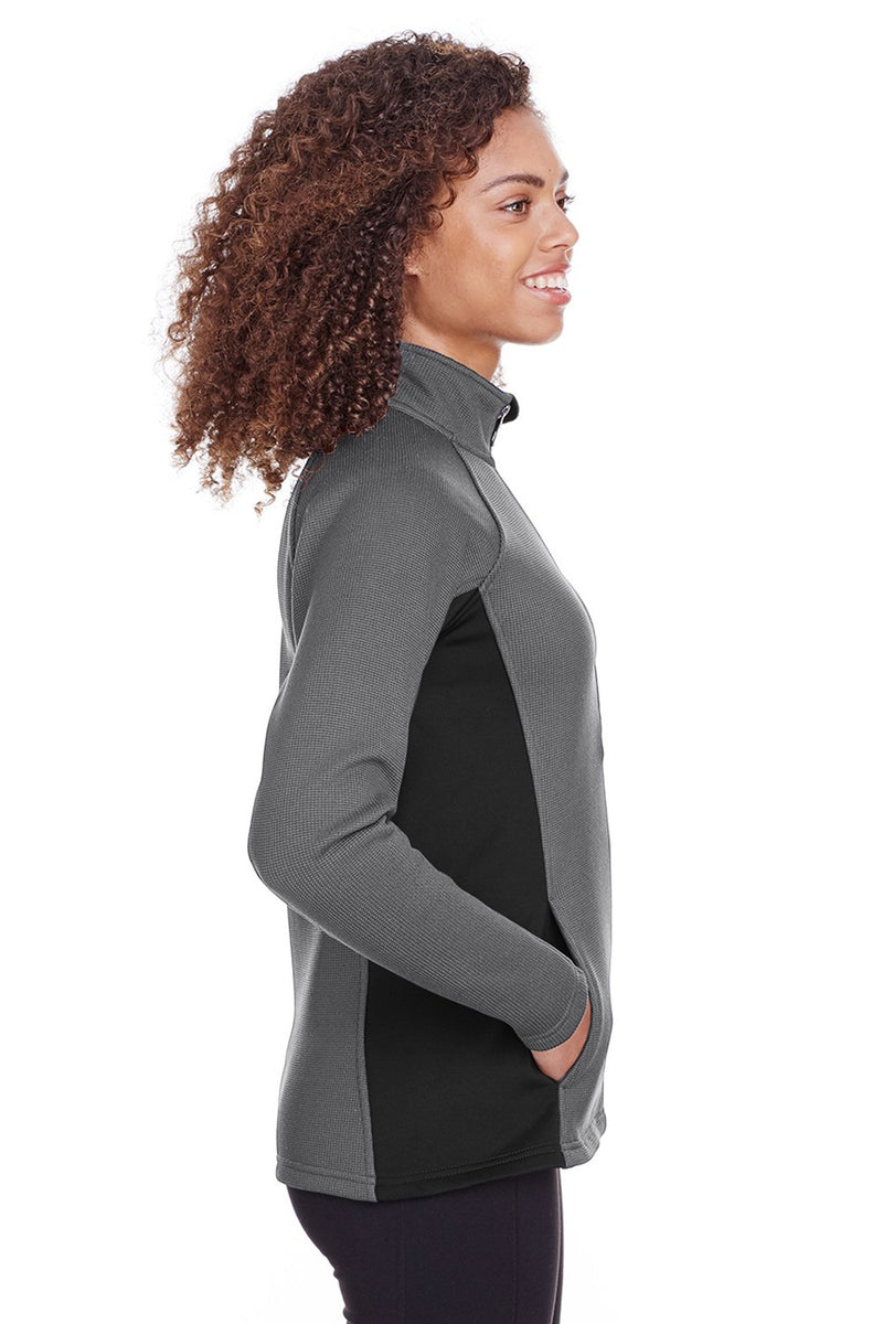 White Spyder Women's Constant 1/4 Zip Sweater