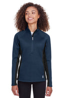 Dark Slate Gray Spyder Women's Constant 1/4 Zip Sweater