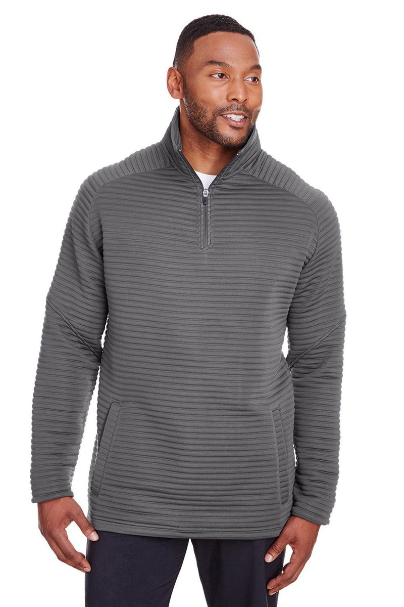 White Spyder Men's Capture 1/4 Zip Fleece Sweatshirt