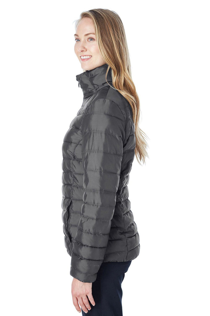 White Spyder Women's Supreme Puffer Full Zip Jacket