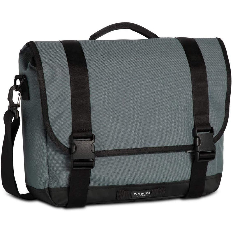 "Timbuk2 Commute Messenger Bag 2.0 - 15"" Laptop Messengers Timbuk2 Gunmetal"