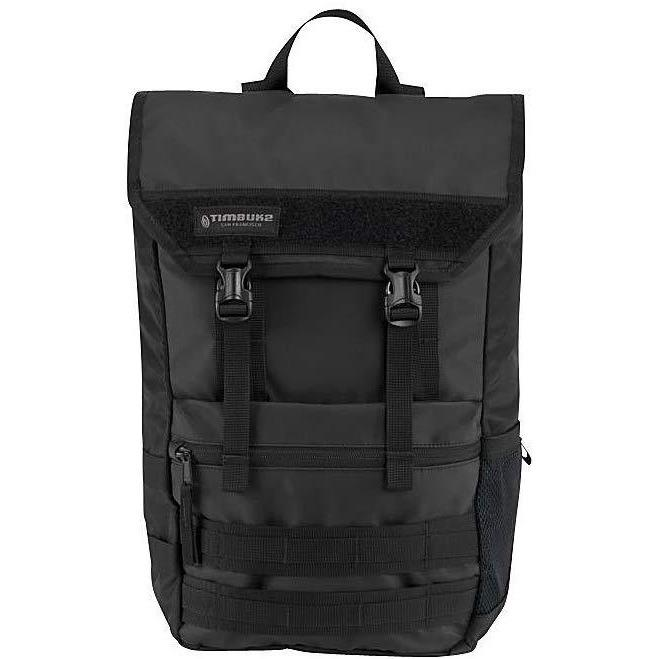 "Timbuk2 Rogue Pack - 15"" Laptop Backpacks Timbuk2 Jet Black"