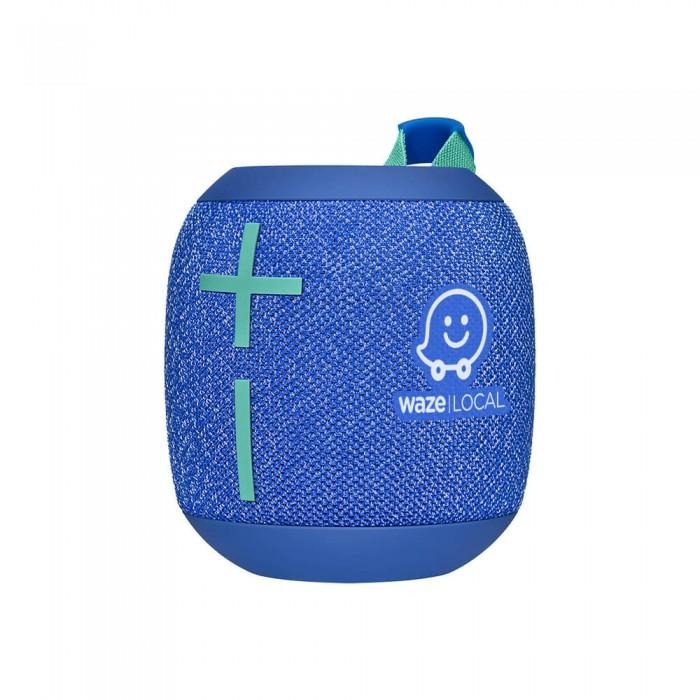 Steel Blue Ultimate Ears® WONDERBOOM™ 2 Portable Bluetooth Speaker