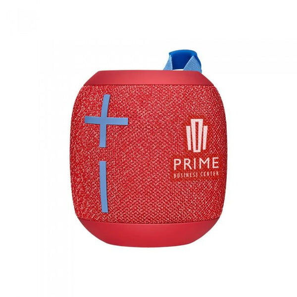 Ultimate Ears® WONDERBOOM™ 2 Portable Bluetooth Speaker Speakers Ultimate Ears Red