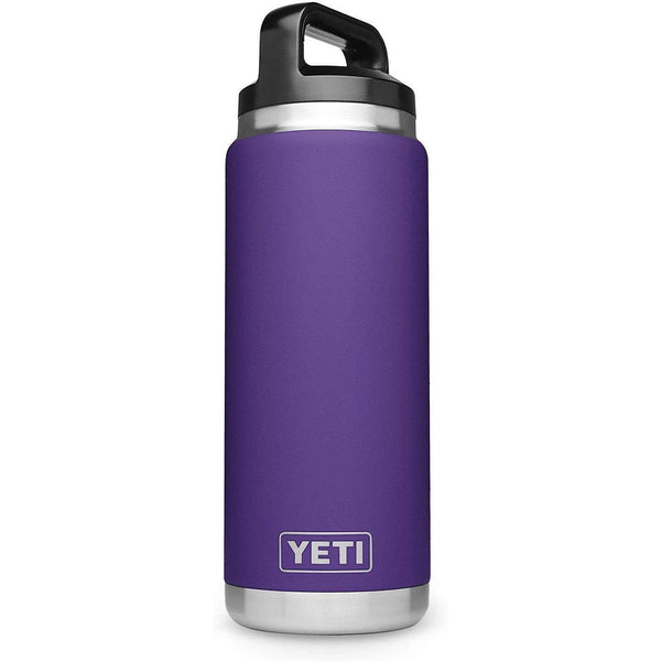Dark Slate Blue YETI Rambler 26 Oz Bottle