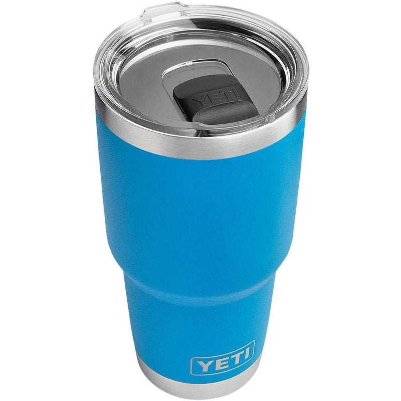 Light Sea Green YETI Rambler 30 Oz Tumbler w/MagSlider Lid