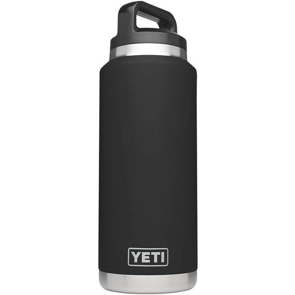 Dark Slate Gray YETI Rambler 36 Oz Bottle