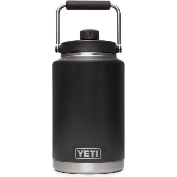 Dark Slate Gray YETI Rambler One Gallon Jug w/ MagCap