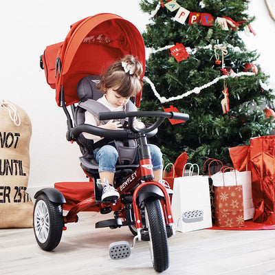 IMBOLDN GIVES THEIR TAKE ON THE BENTLEY STROLLER / TRIKE