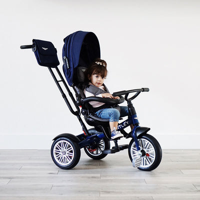 A CAR LOVER'S TAKE ON THE NEW BENTLEY STROLLER / TRIKE