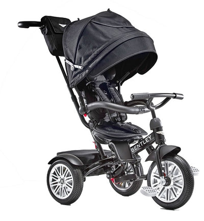 YOU HAVEN'T LIVED UNTIL YOU'VE SEEN THE BENTLEY STROLLER - SAYS THE BABY SPOT