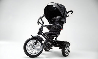 THE BENTLEY STROLLER / TRIKE FEATURED ON D'MARGE.COM