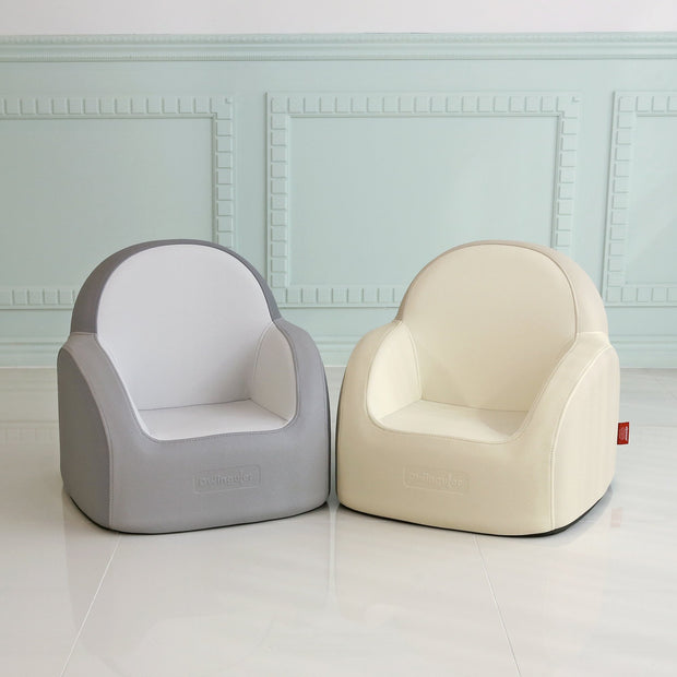 Soffkin Leather Luxury Kids Sofa by PBK