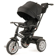 ONYX BLACK BENTLEY 6 IN 1 STROLLER TRIKE - Luxury Trike for Kids