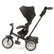 ONYX BLACK BENTLEY 6 IN 1 STROLLER TRIKE - Luxury Bentley Trike for Kids