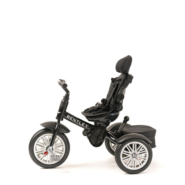ONYX BLACK BENTLEY 6 IN 1 STROLLER TRIKE - Smart Bentley Tricycle