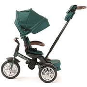 SPRUCE GREEN BENTLEY 6 IN 1 STROLLER TRIKE - Luxury Bentley Trike