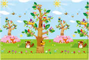 Baby Care Playmat - Birds in the Trees - Large Playmat