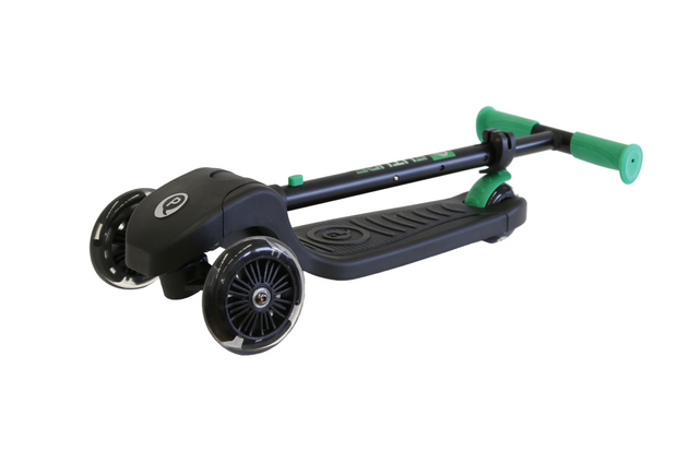 Green Future LED Light Scooter