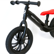 Phantom Black Racer Balance Bike