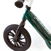 Forest Green Racer Balance Bike