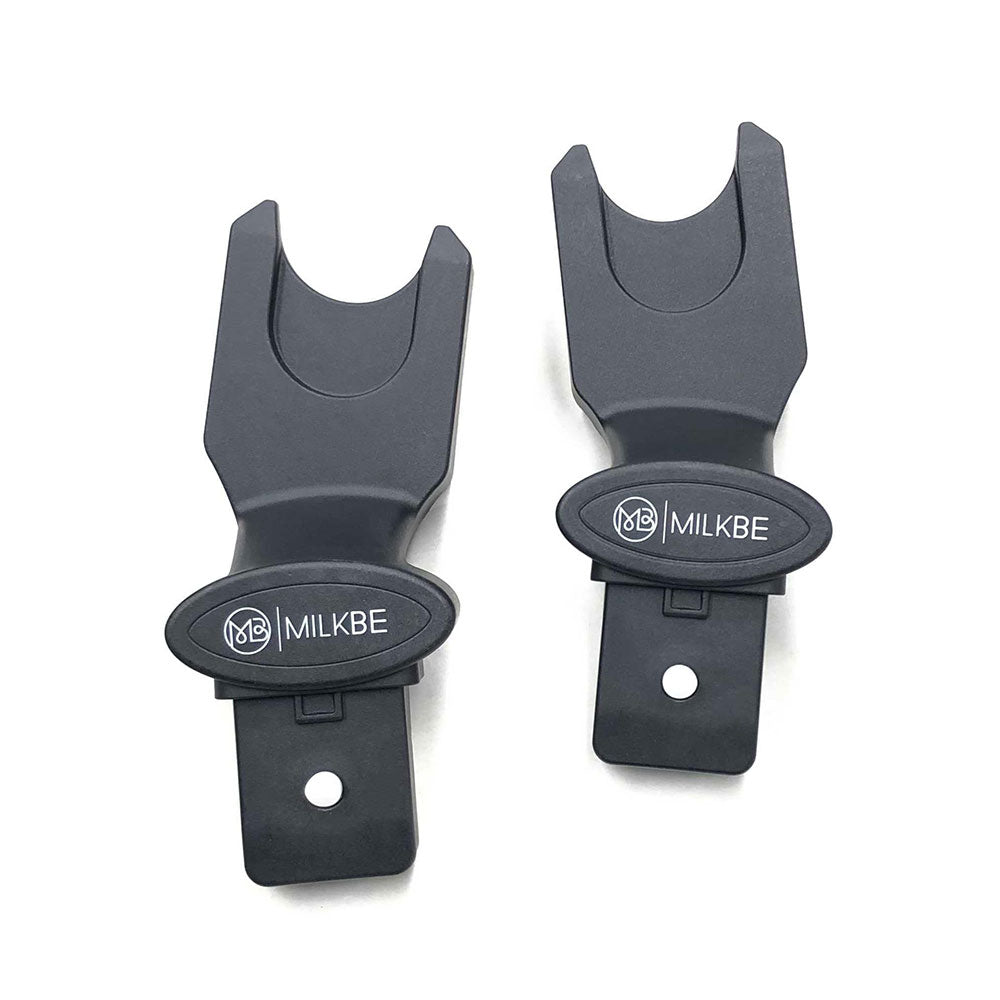 MIlkbe Car Seat Adapter for Milkbe Stroller