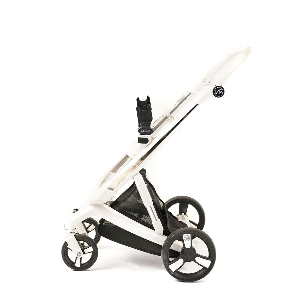 Convertible Milkbe Bundle - a Pram, a Buggy, a Pushchair