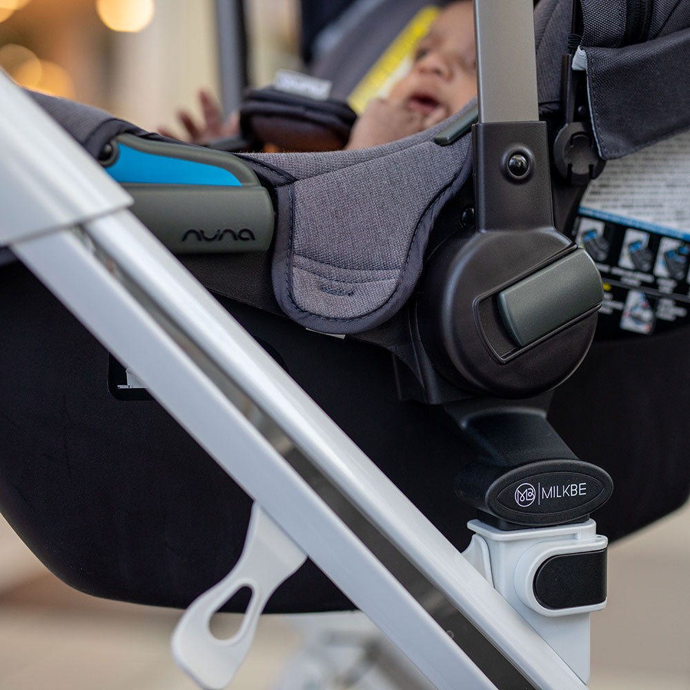 MIlkbe Car Seat Adapter for Compact Milkbe Strollers