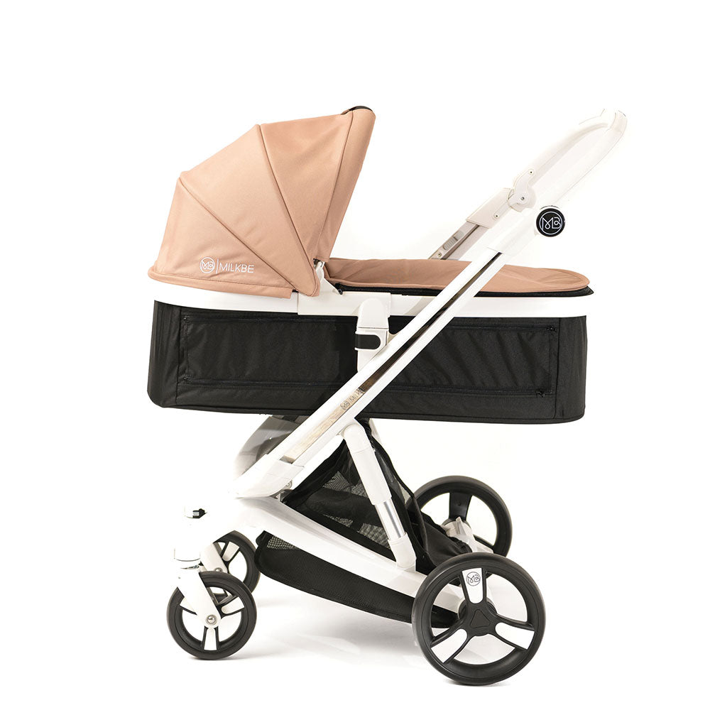 Gold Milkbe Carry Cot