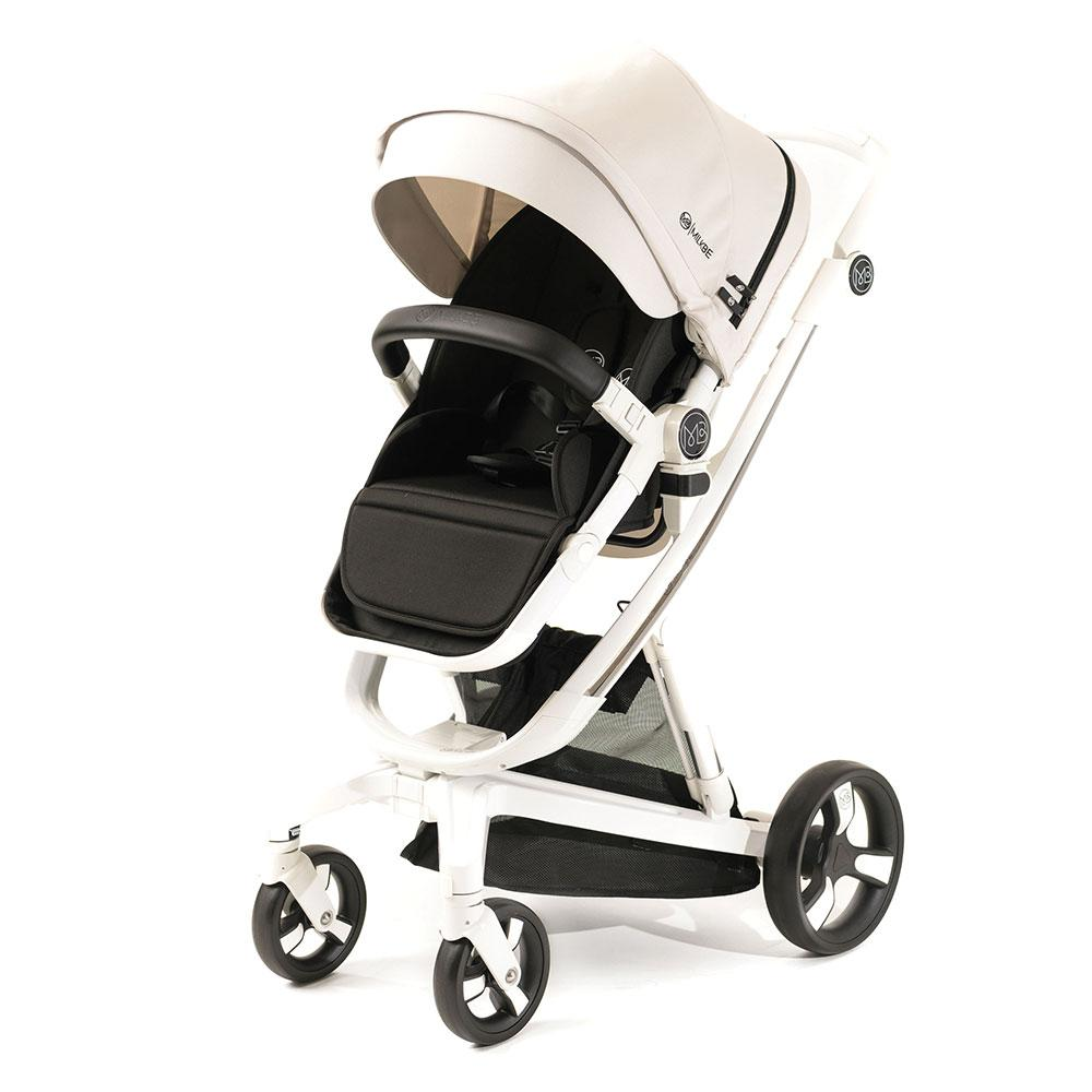 Smart Milkbe Bundle - A Pram, a Buggy, a Pushchair - Beige