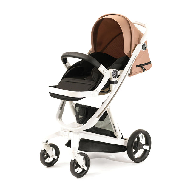 Gold Milkbe Lulaby Stroller - Reclining Seat