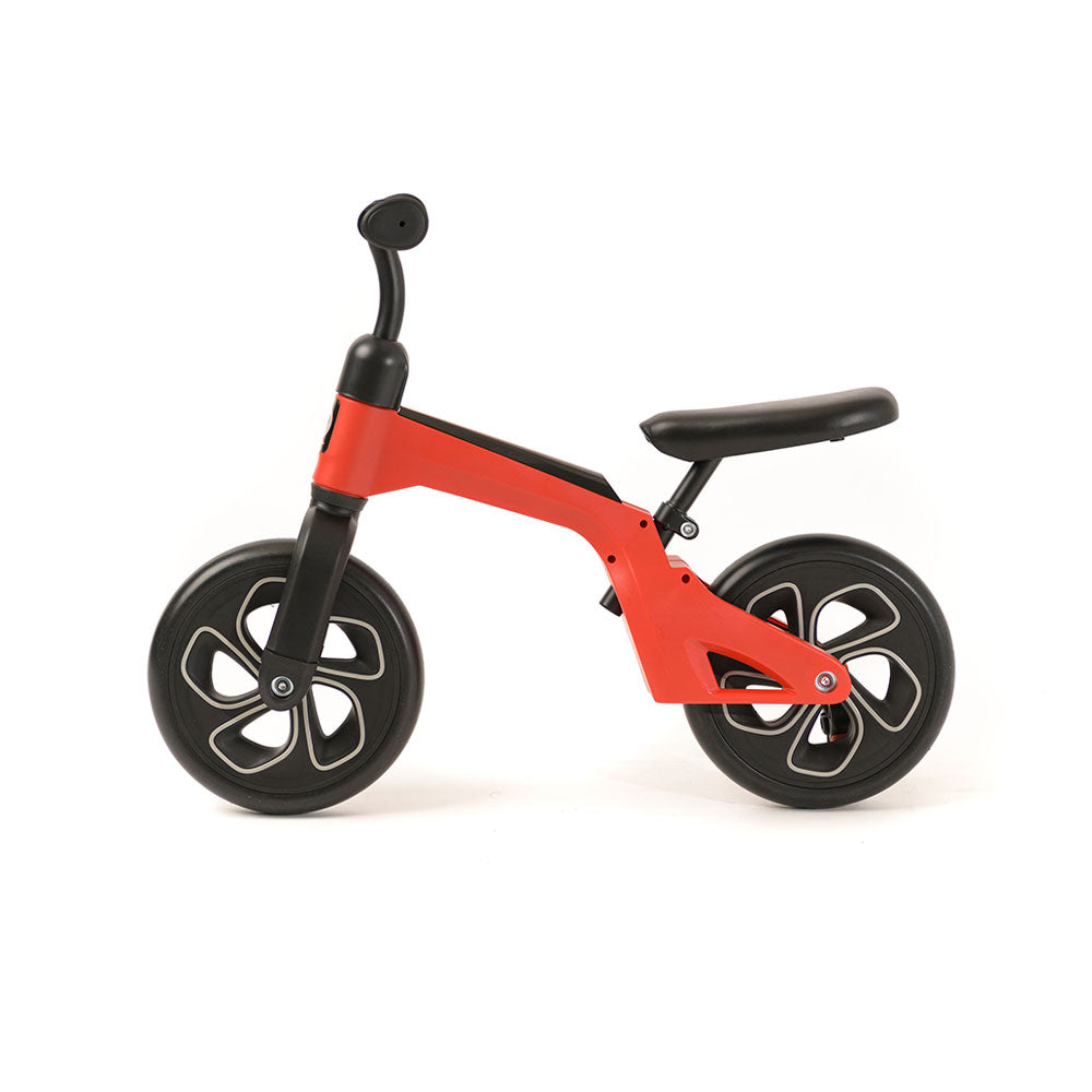 Red QPlay Balance Bike - Kids Balance Bicycle