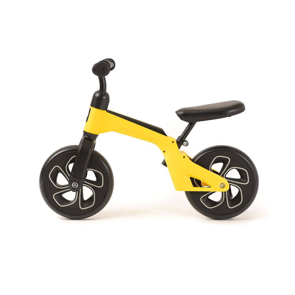 Yellow QPlay Balance Bike - Balance Bike for Kids