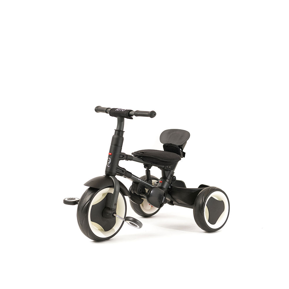 Black Rito Ultimate Folding Trikes for kids